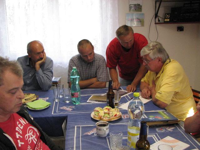Výborová schůze