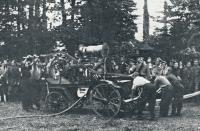 1926. STŘÍKAČKA SMEKAL (koňka)