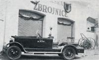 1948. Dopravní automobil TATRA typ T (téčko)