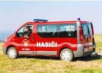 2010. ZÁSAHOVÝ AUTOMOBIL RENAULT TRAFIC