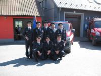 Svěcení nového hasičského auta SDH Velká Lhota