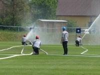 Obvodová soutěž v požárním sportu - Hrachovec