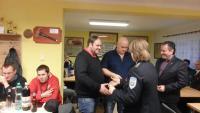 Ocenění členové Martin Šenk a Libor Klanica