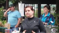 Pohár starosty okrsku v nohejbalu 2018